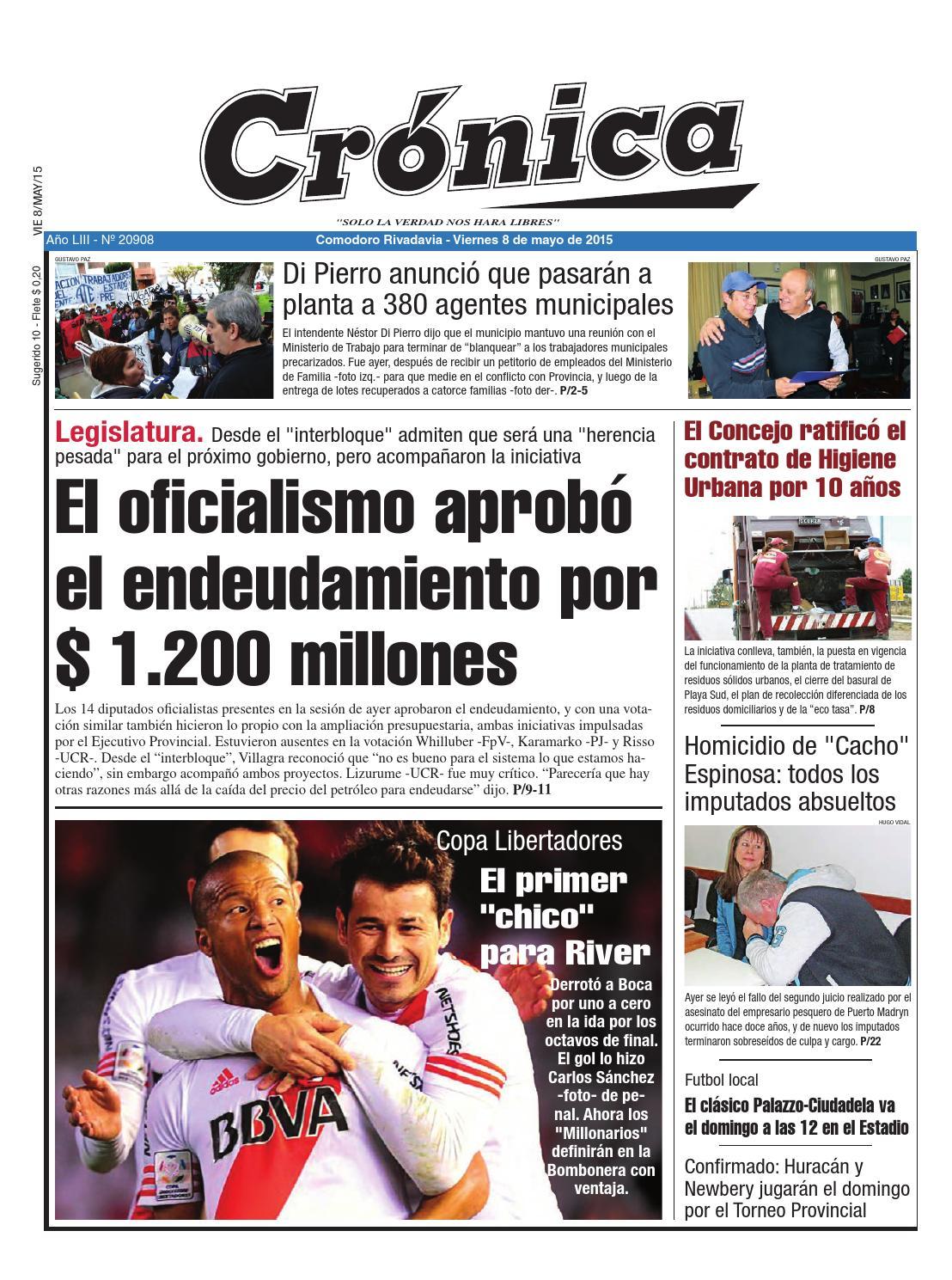 7a59ae84a07662b7d968a1d784625d6d by Diario Crónica - issuu 27733bf08a