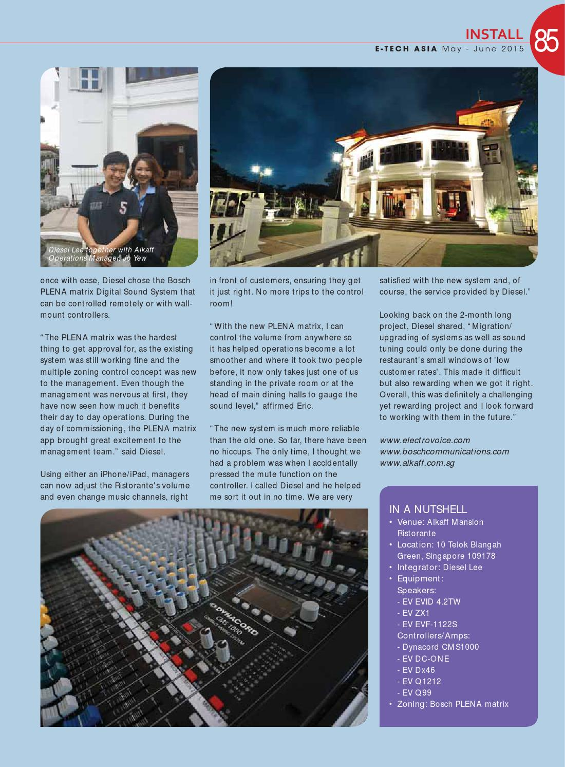 Eta May June 2015 By Spinworkz Pte Ltd Issuu Amp Gauge Mounting Problems