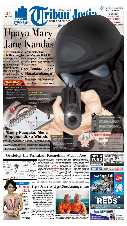 Tribunjogja 28 04 2015 By Tribun Jogja Issuu