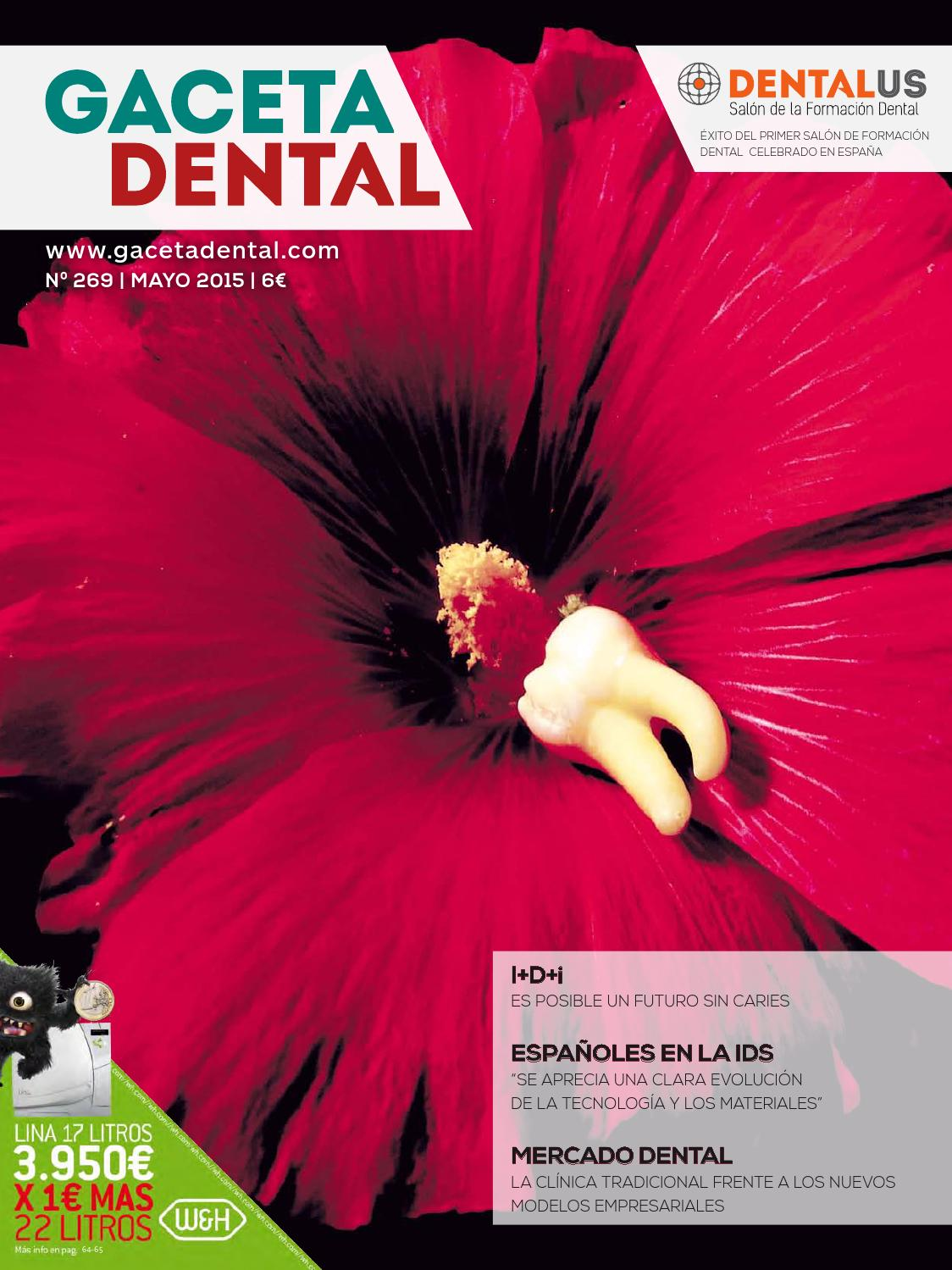 Gaceta Dental - 269 by Peldaño - issuu