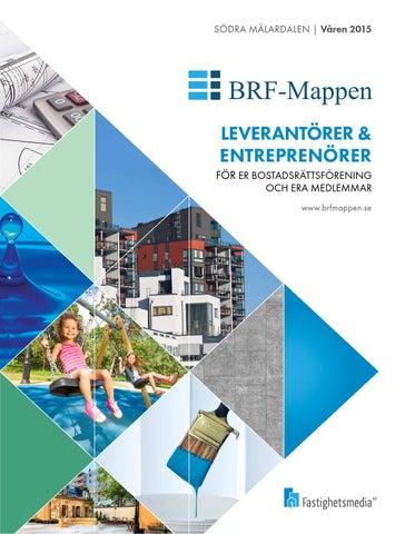 Leverantörer & Entreprenörer för er bostadsrättsförening och era medlemmar