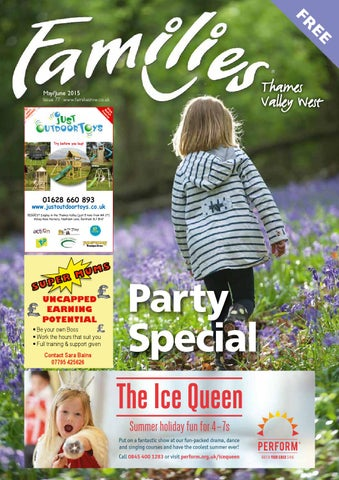 bd1a3a7bda0bd Families Thames Valley West May-June 2015 Issue 77 by Families ...