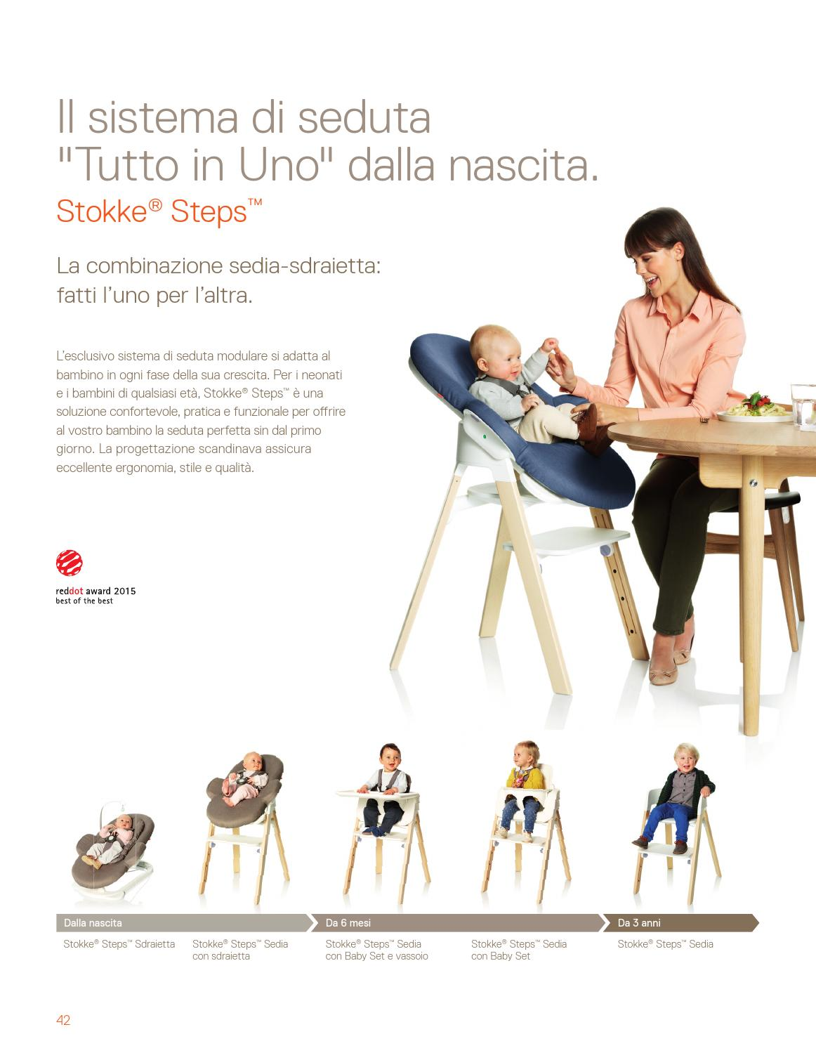 Stokke Collection Catalogue - Italian by Stokke - issuu