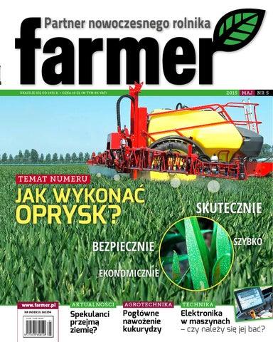 zajawka farmer 05 2015 by grupa ptwp issuu