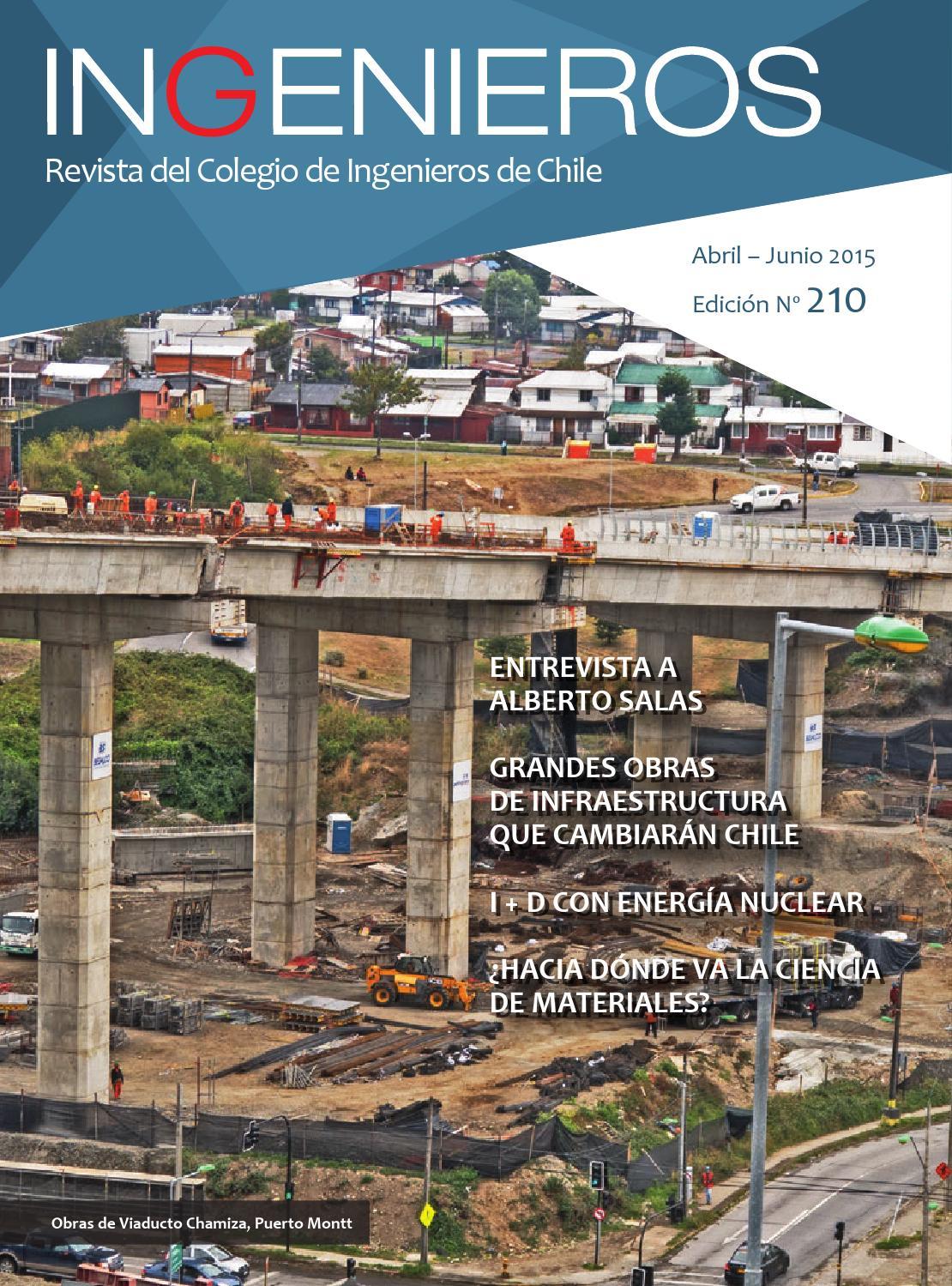 Revista Ingenieros by Revista Ingenieros - issuu