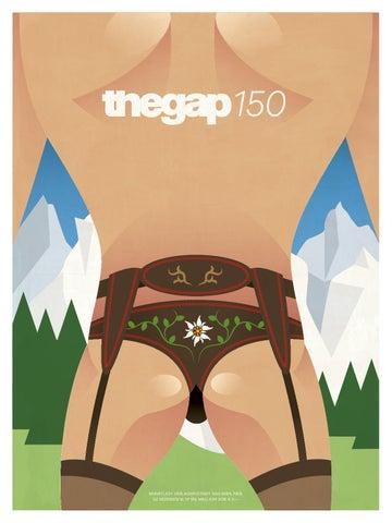 The Gap 150 By Monopol Medien Gmbh - Issuu