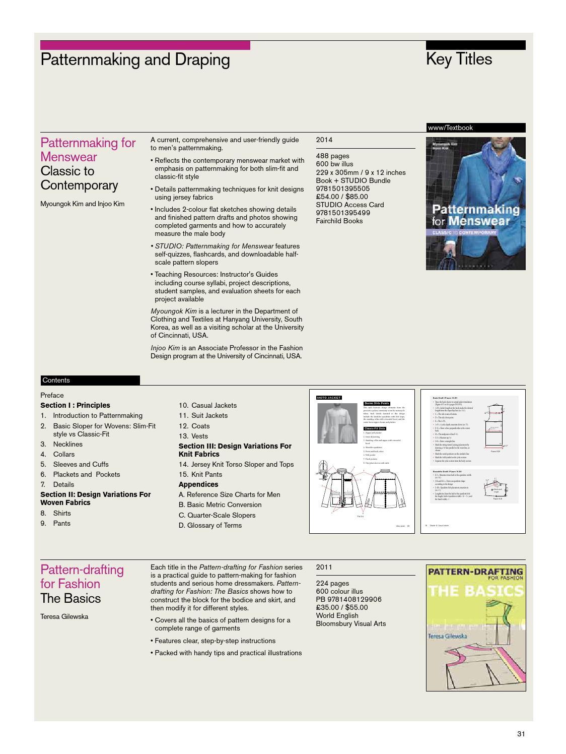Fashion Textiles 2015 Uk By Bloomsbury Publishing Issuu