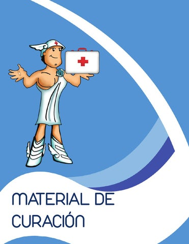 Material de curacion by Distribuidora Roman - issuu