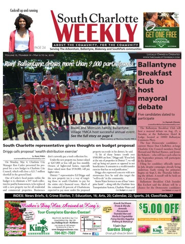 893e0e5c49b South Charlotte Weekly by Carolina Weekly - issuu