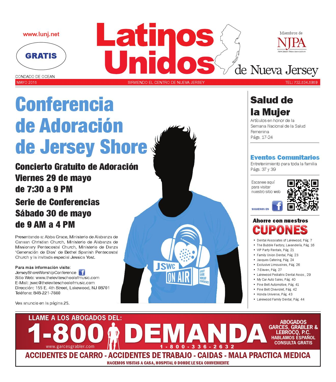 Ocean May2015 by Latinos Unidos de NJ - issuu