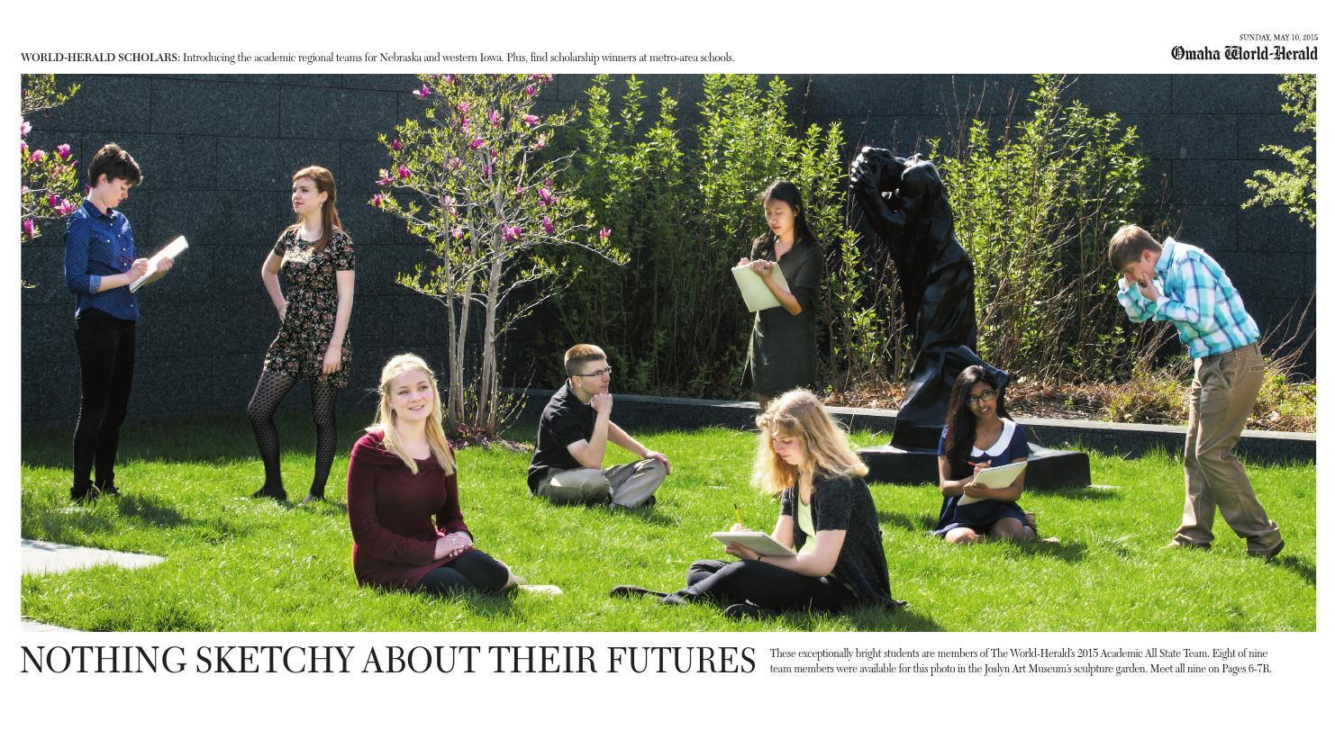 965ec89da6761a 2015 Omaha World-Herald Scholars by Omaha World-Herald - issuu