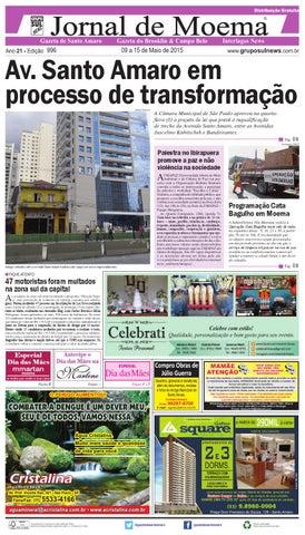 0ea2294f5 Edição 996 - 09 a 15 de Maio de 2015 by Grupo Sul News - issuu