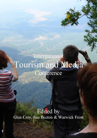 International Tourism And Media By Miguel Ledhesma Issuu