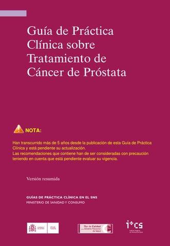 próstata qué significa separar el adenoma
