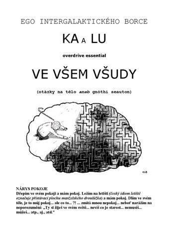 Intergalaktické ego by Luboš Vlach - issuu ca00f3f457
