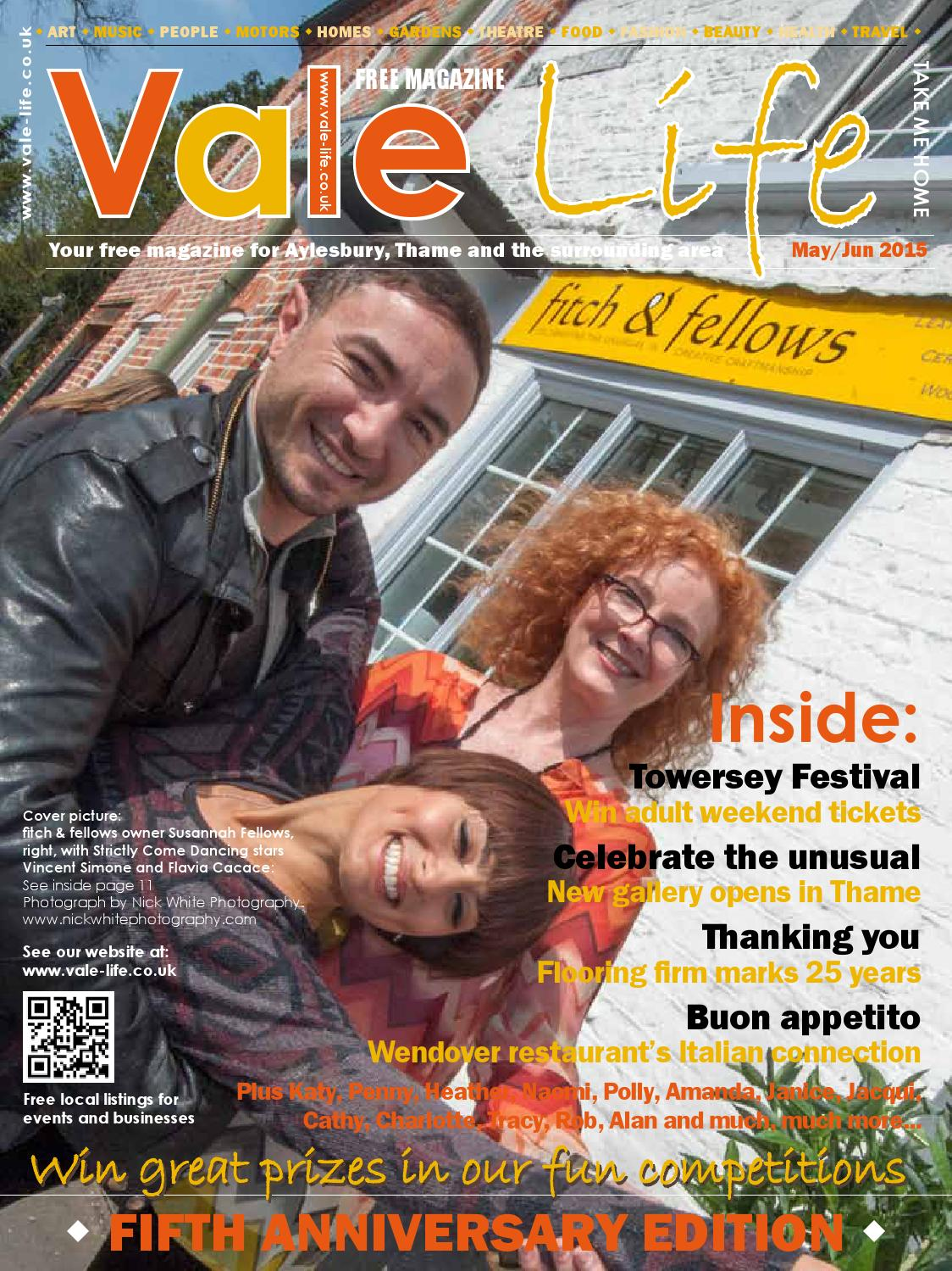 Vale Life May Jun 2015 Web Edition By Charlie Trott Issuu