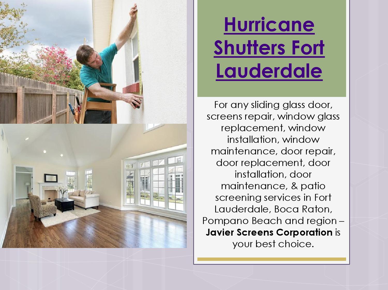 Hurricane Shutters Fort Lauderdale By Window Repair Fort Lauderdale Issuu