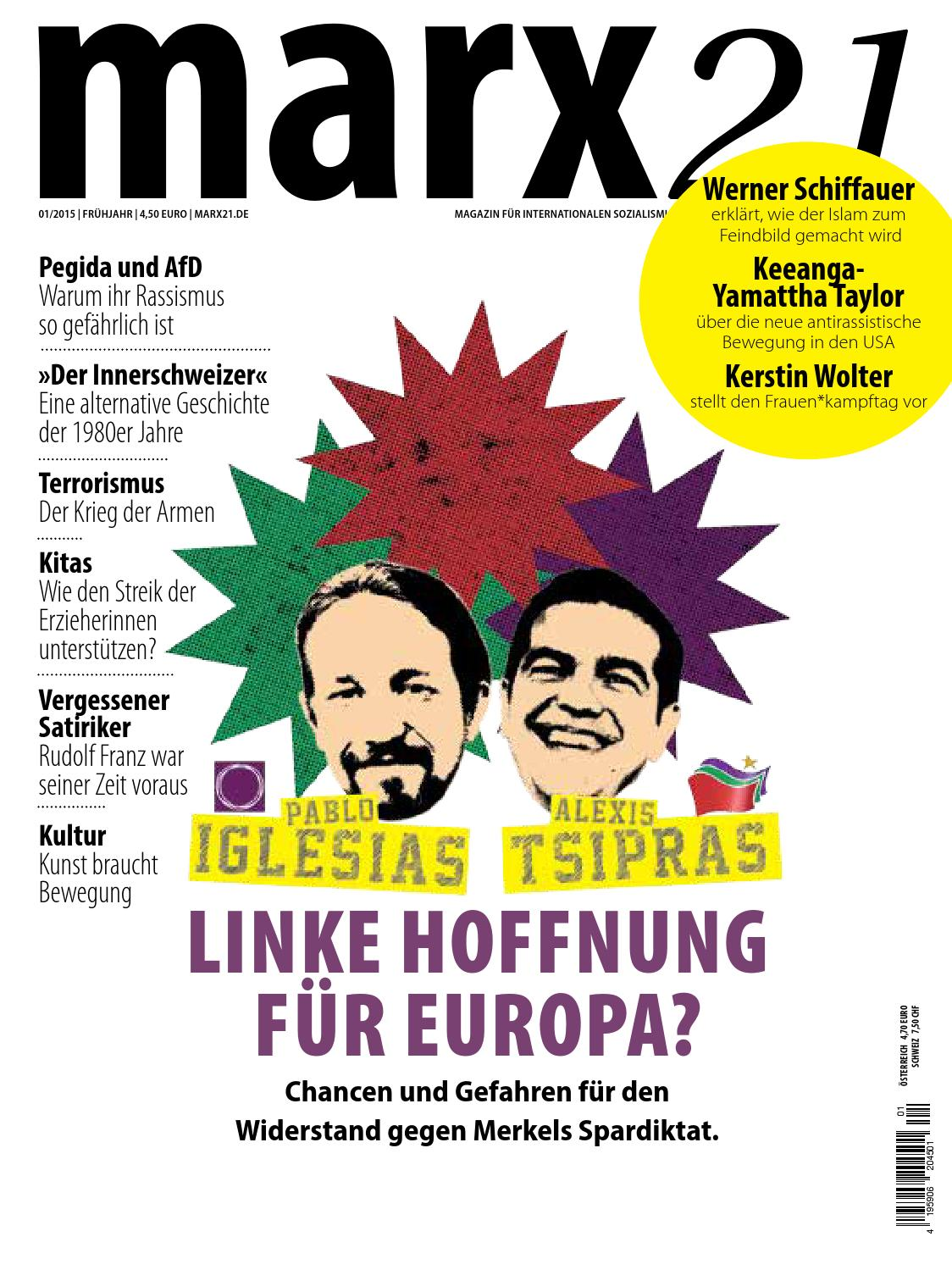 marx21 Ausgabe Nummer 39 / 01-2015 by marx21 Magazin-Archiv - issuu