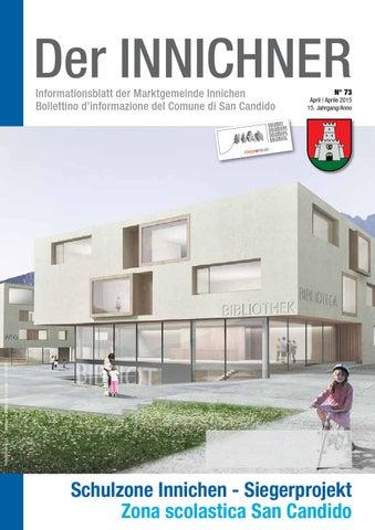 Nr./n. 73 2015 Der Innichner by Gemeinde Innichen - issuu