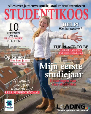 cb207112eb3 Studentengids Hogeschool Leiden 2015 by Universiteit Leiden - issuu