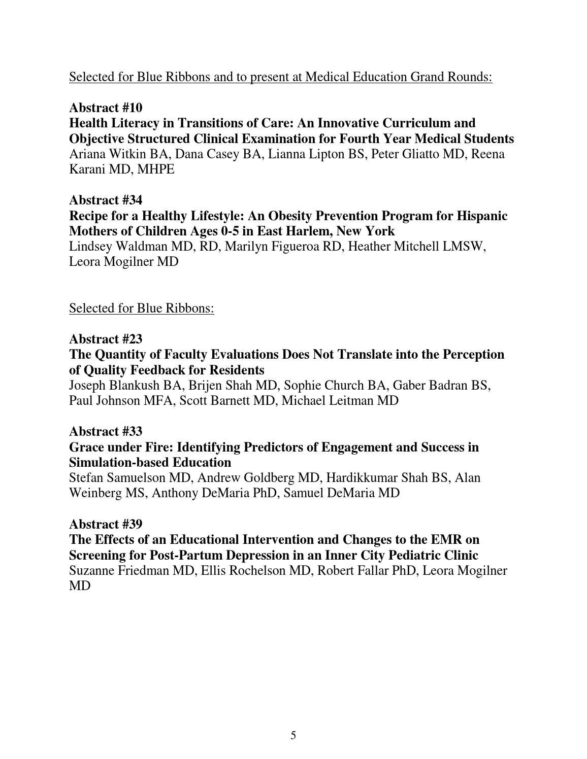 2015 erd program draft