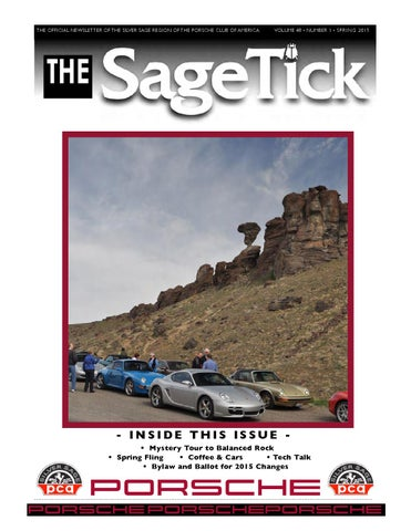 The Sage Tick: Spring 2015 by 101IDAHO - issuu