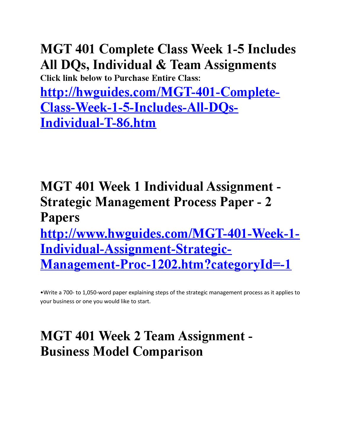 mgt 448 week 5 individual assignment Tutorialrank is a online tutorial store we provides mgt 448 week 5 individual assignment final written examination uop course.