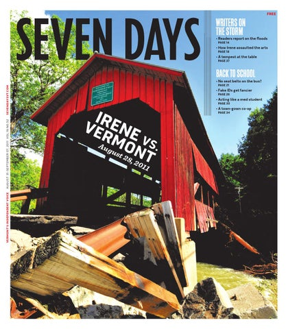 Seven days august 31 2011 by seven days issuu page 1 sciox Image collections