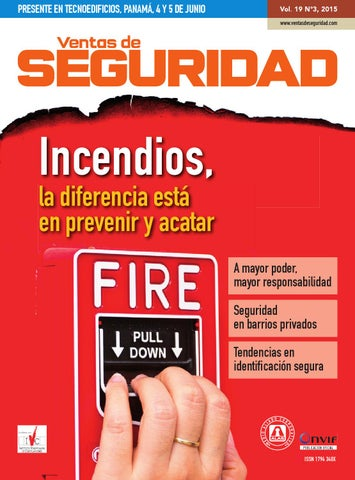 f18c48e7ddb06 VENTAS DE SEGURIDAD 19-3 by Latin Press