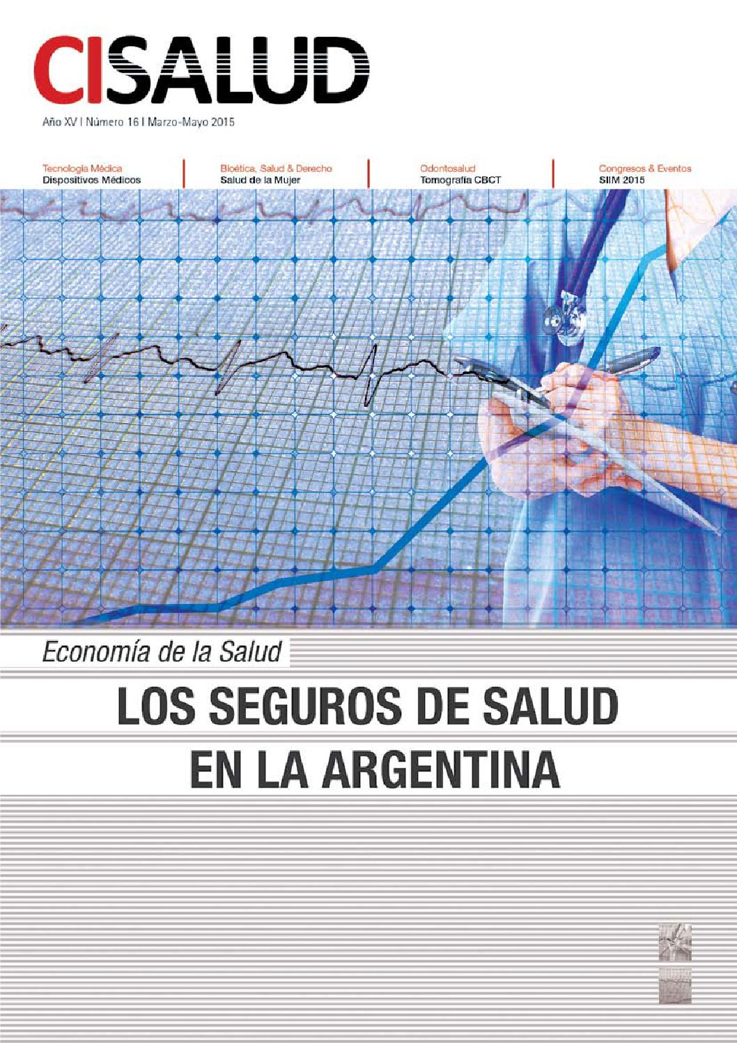 N° 16 / Marzo - Mayo 2015 by Revista CISALUD on line - issuu