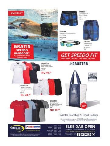 Zwembroek Heren Intersport.Beach Magazine By Intersport Daka Amersfoort Issuu