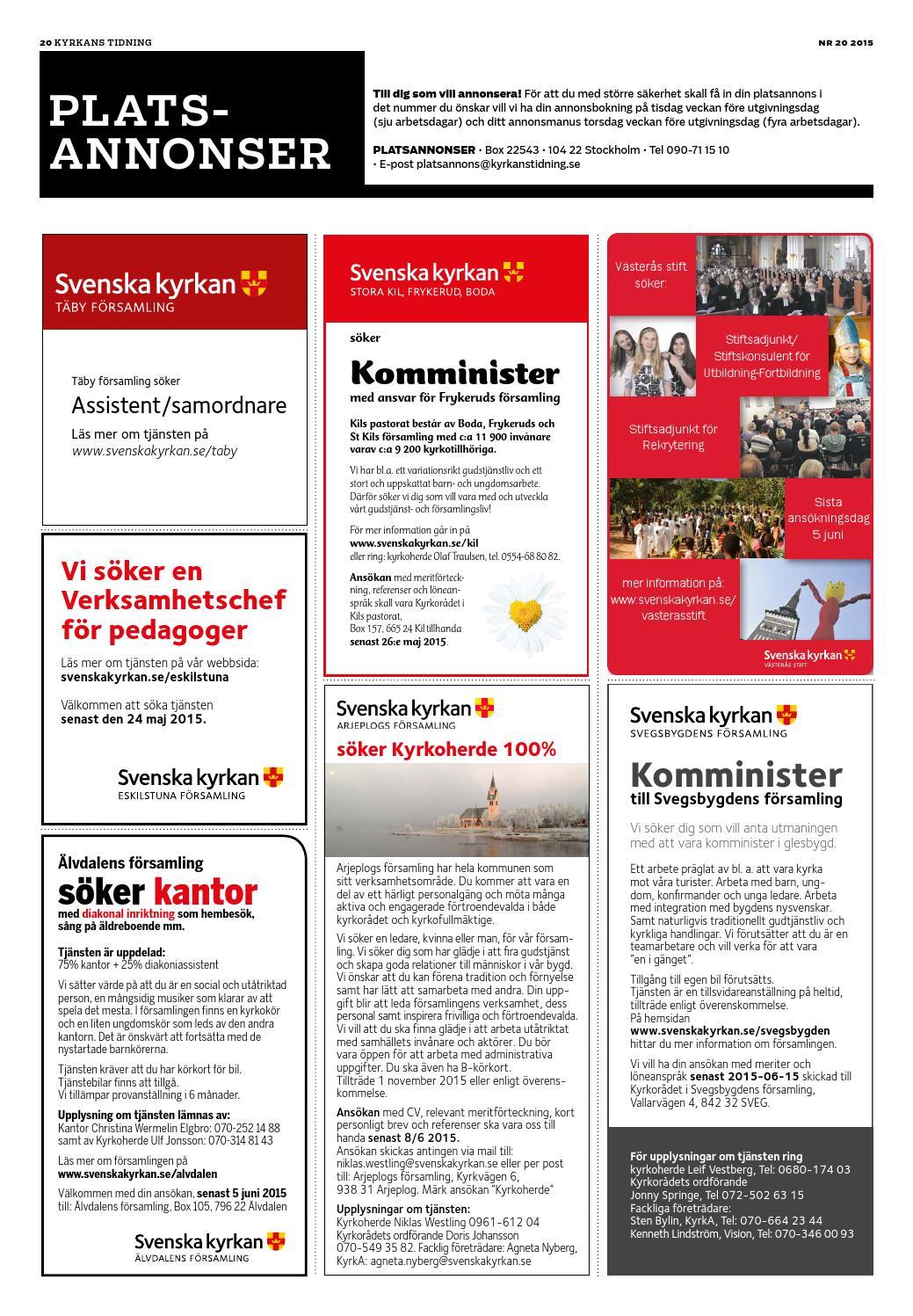 Lena Christina Karlsson, 56 r i Gunnebo p Skaftet Strandhem 2