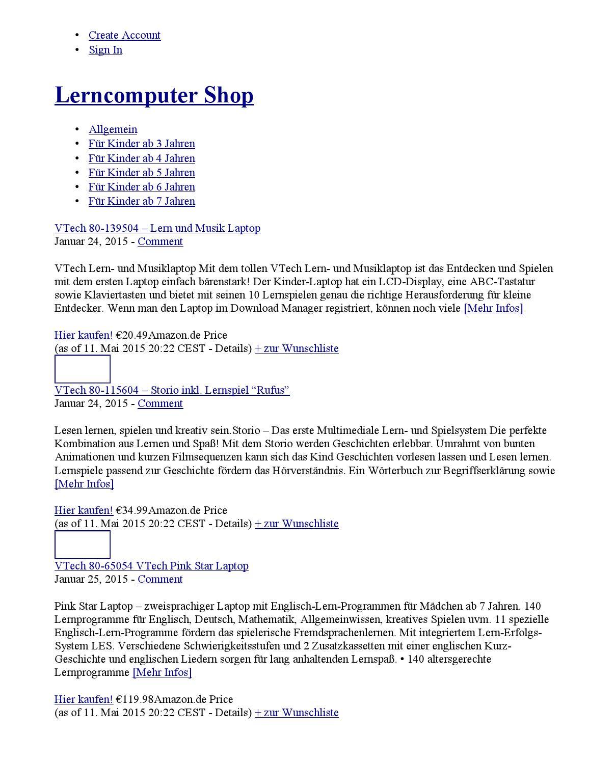 vtech 80 074454 lerncomputer genius lern laptop pink by. Black Bedroom Furniture Sets. Home Design Ideas