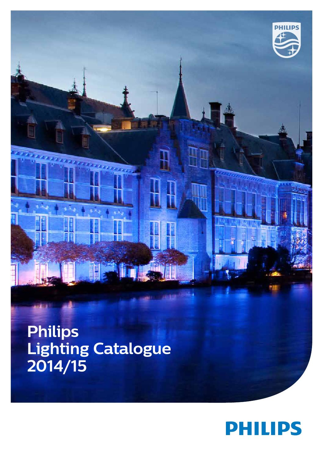 Philips Lighting Catalogue 2014 Final Interactive1 Europe By It Signatur Issuu