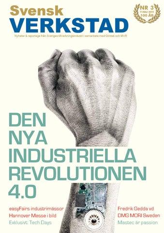 Svensk Verkstad nr.3 2015