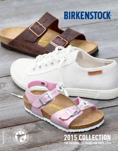 new arrival 9180f c6d9f Birkenstock catalogue spring/summer 2015 by serum - issuu