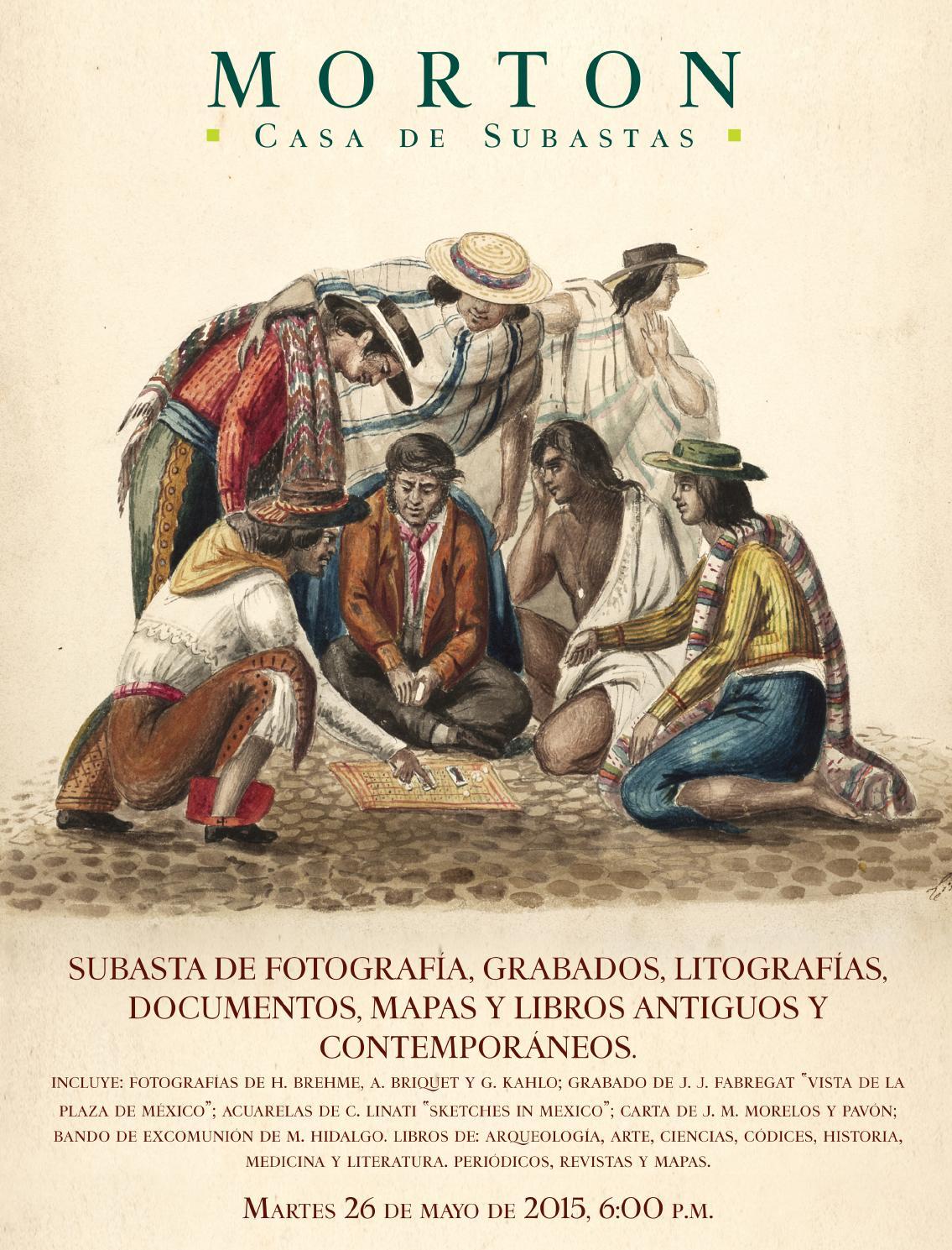 Subasta de Libros y Documentos by Morton Subastas - issuu 51274a04e45