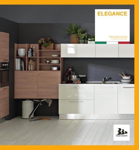 Catalogo elegance cucine by mobilpro issuu - Imab group cucine ...