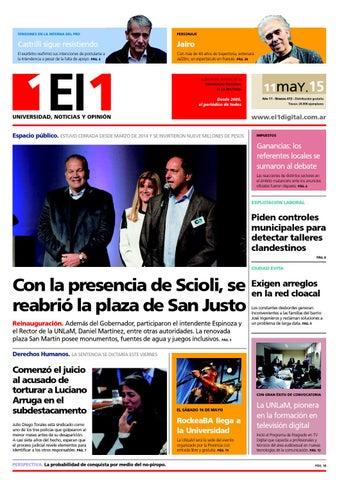 Edición Nº 412 by Periódico El1 - issuu e7491110e23