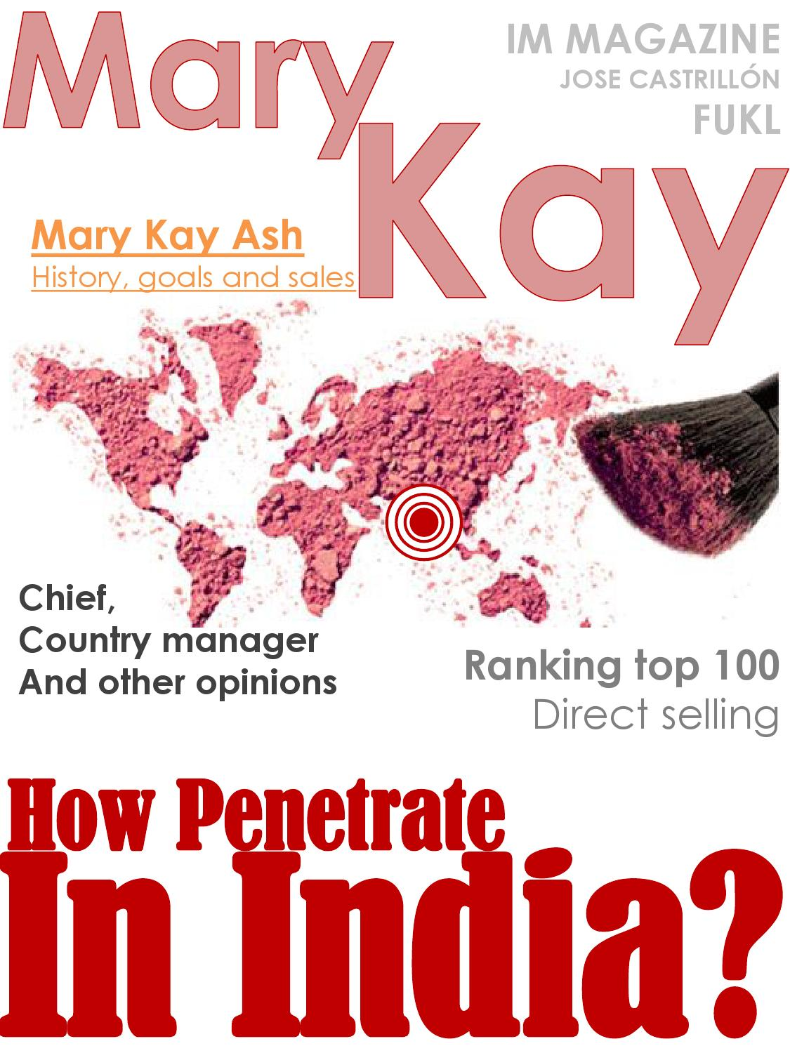 Mary kay india by jcastrillonmarin issuu for Town and country magazine sweepstakes
