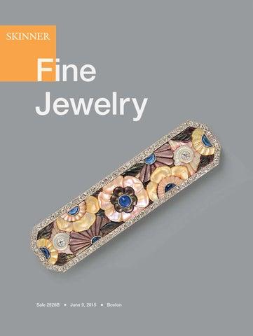 3539fc673 Fine Jewelry | Skinner Auction 2826B by Skinner, Inc. - issuu
