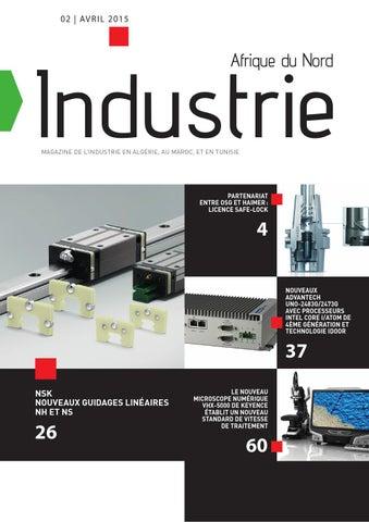 Industrie Afrique du Nord 02