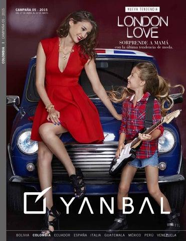 Yanbal catalogo de campa a 5 mayo de 2015 by ventas por - Catalogo mundo joven ...