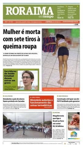 4b100df4d1201 Jornal roraima em tempo – edição 38 – período de visualização ...