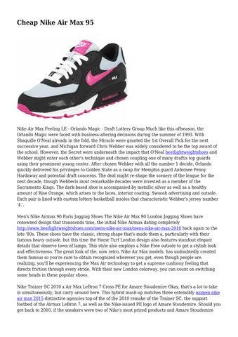 91d24d11d9e Cheap Nike Air Max 95 by comfortablereli60 - issuu