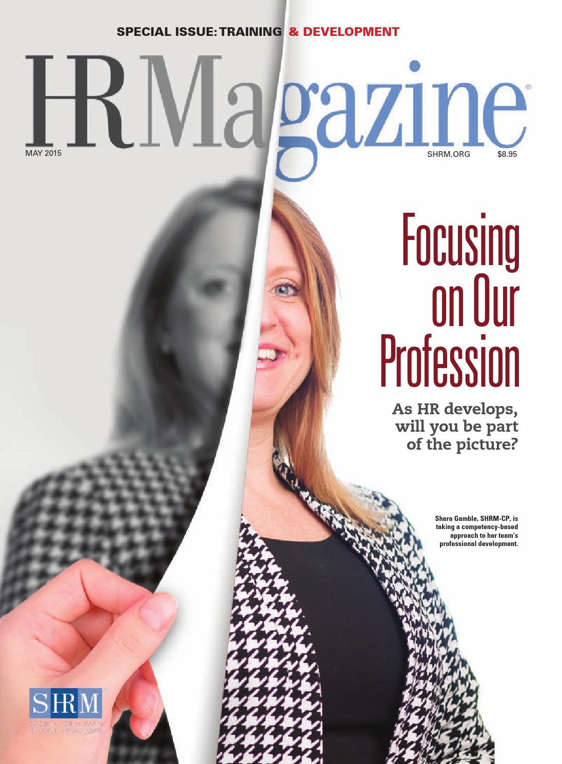Hr Magazine 2015 5 By Banking And Finance Academy