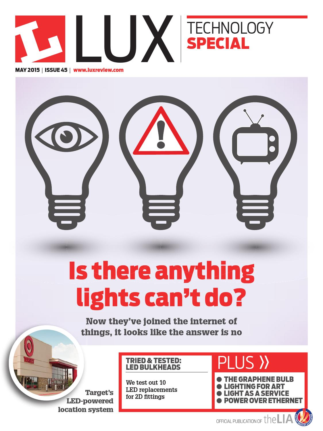 Lux Special Technology By Revo Media Issuu Well Dcc Wiring Ho Train Layouts On 3 Lamp T5 Ballast Diagram