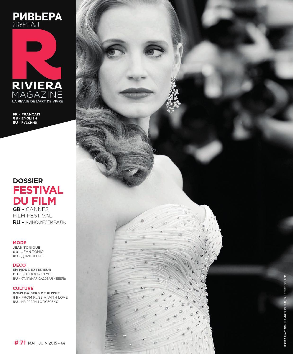 Riviera Magazine n°71 - mai-juin 2015 by Riviera Magazine - issuu 0fa68e99939e