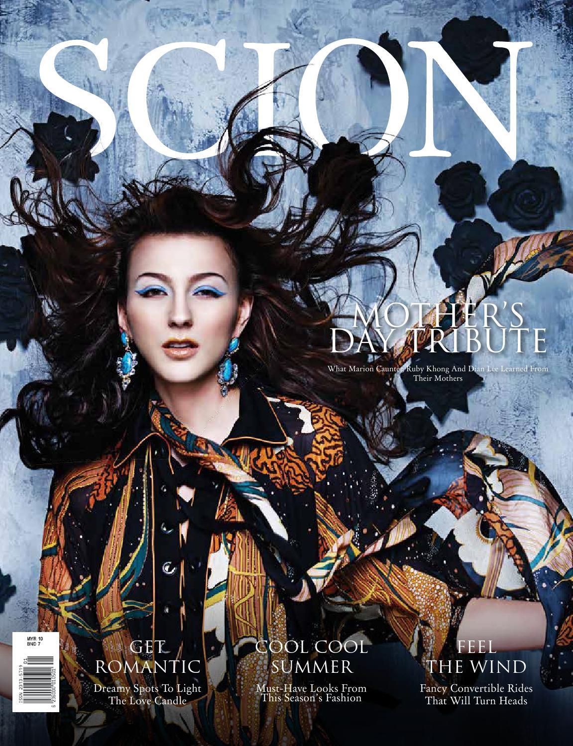 SCION Apr Jun 2015 By CHMP MEDIA