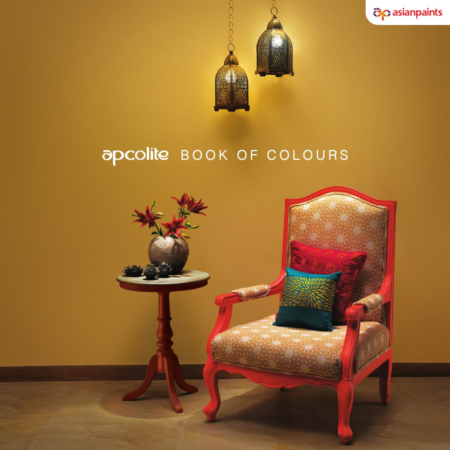 Asian Paints Apcolite Book Of Colours By Asian Paints